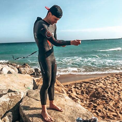 wskazówki open water